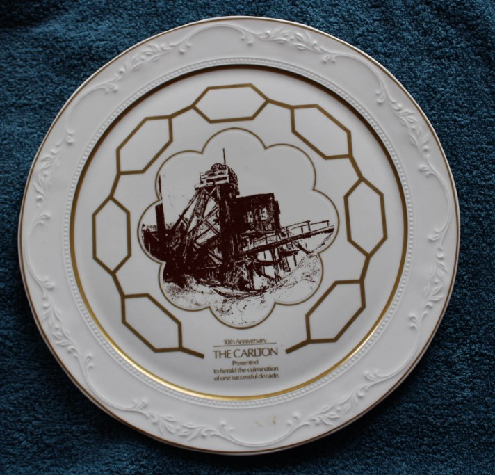 Hotel Collection Plates: Cape Collectibles